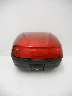 Piaggio Mp3 Yourban Lt 37 Ltr Top Case Box Red Ibis New Rrp £239.98 6727560Xr7