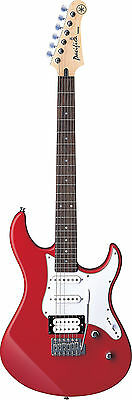 Yamaha PAC112V-RR Electric Guitar (Raspberry Red). Brand New.