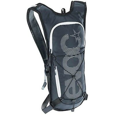 EVOC, CC 3L + 2L Hydration Pack, Backpack, Black