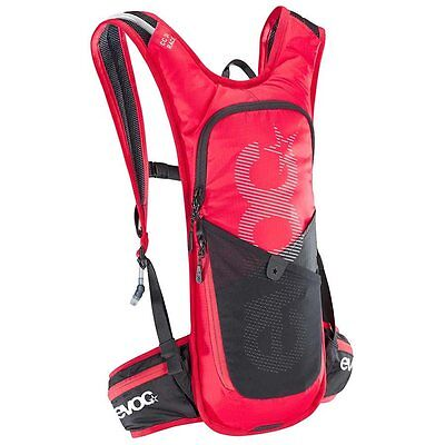 EVOC, CC 3L Race Lite Performance, plus, Backpack, Red/Black