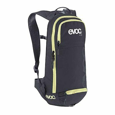 EVOC, CC 6L + 2L Hydration Bag, Backpack, Black