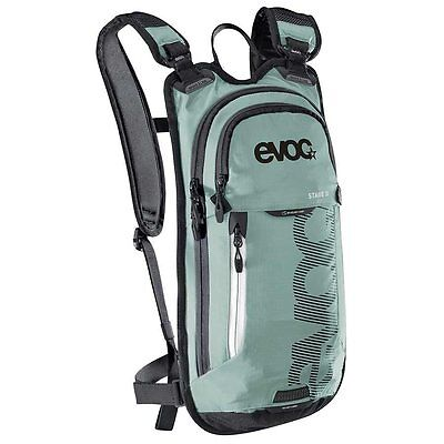 EVOC, Stage 3L Technical Performance + 2L, Backpack, Light Petrol