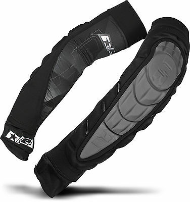 NEW Planet Eclipse Paintball Overload Elbow Pads HD Core GREY - Size Large