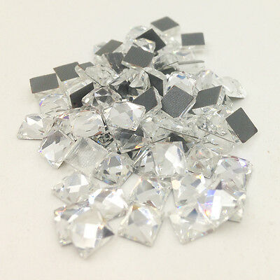 Crystal Stones Clear Hotfix Rhinestones for Sewing Beads for Wedding Dress