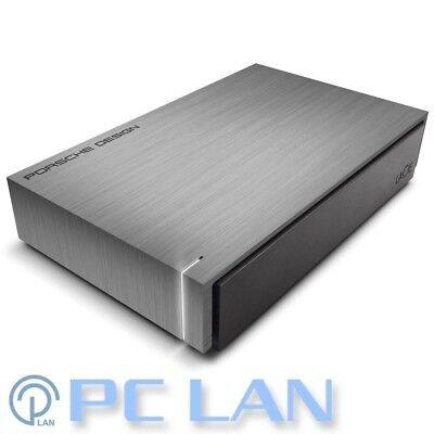 LaCie Porsche Design 5TB Desktop External Drive USB 3.0 for MAC & PC LAC9000480