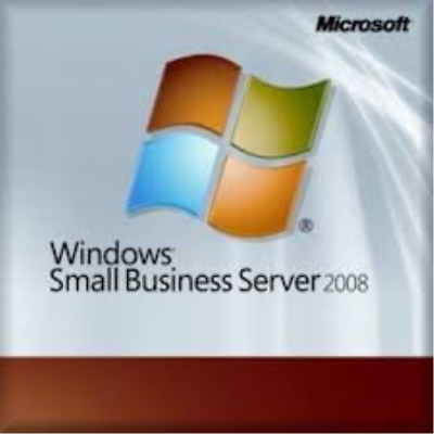 Microsoft Windows Small Business Server Standard 2008 20 Client License