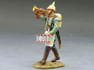 King and (&) Country FW008 - Marching Bugler - Retired