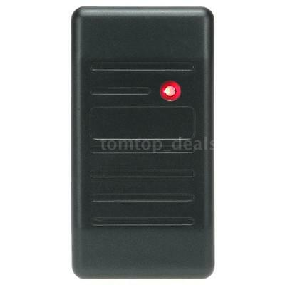 125KHZ RFID ID Card Reader Writer Proximity Access Control system outdoor W8L1