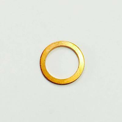 Metric Copper Sealing Washer - Various Sizes (M12 to M22)