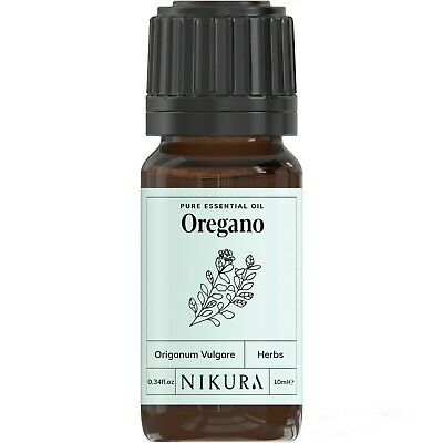 10ml OREGANO ESSENTIAL OIL - 100% Pure and Natural (Aromatherapy)