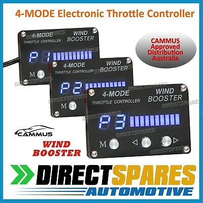 Isuzu DMAX 4 Mode Electronic Throttle Controller 2015 onwards 2WD 4WD