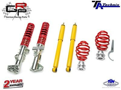 Height Adjustable Coilover Kit For BMW Z3 - TA Technix -