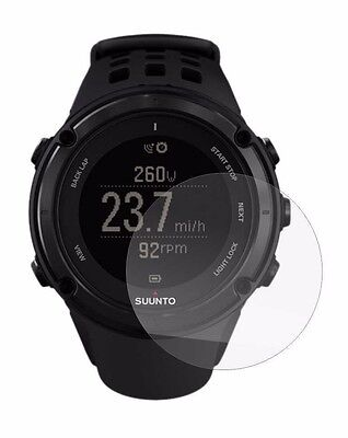 Set of 4 Screen Protector Full display cover,shield For Suunto Ambit 2