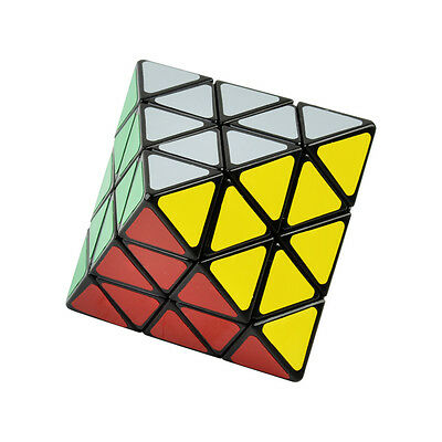 TWISTY PUZZLE: Ottaedro / Octahedron - 8 assi / 8 Axis - Rubick's Cube Spin Off
