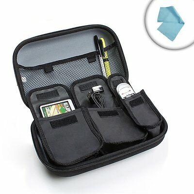 USA Gear Water Resistant Portable Diabetic Bag Case & Insulin Kit Organizer