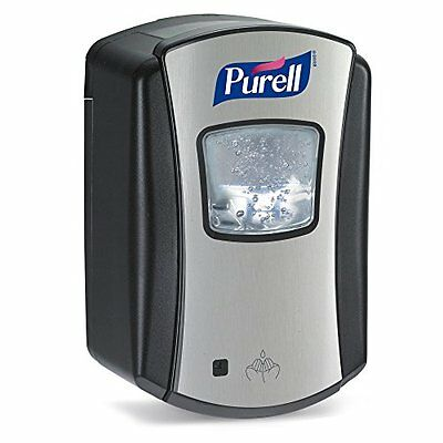 Purell Automatic Electronic Soap Sanitizer Wash Clean Touchless Hands Dispenser