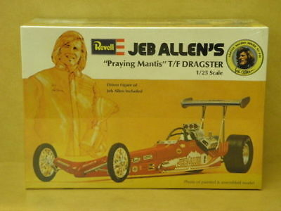 "1:25 JEB ALLEN'S ""PRAYING MANTIS"" T/F DRAGSTER Revell H-1446"