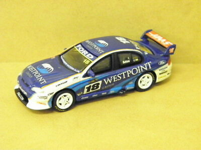 G.Seton #30 2030 Ford Credit Racing 1:43 Classic Carlectables Ford EL Falcon