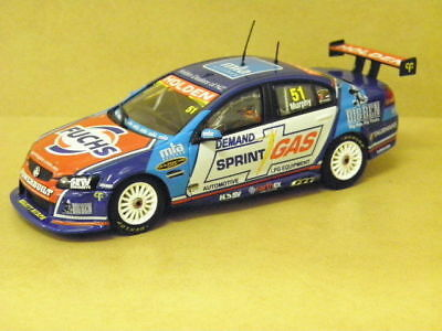 1:43 SPRINT GAS RACING VE COMMODORE (G.MURPHY) 2008 #51 Carlectables 1051-3