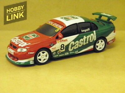 1:43 RUSSEL INGALL CASTROL 2001 SIGNATURE SERIES TOURING CAR Carlectables 43045