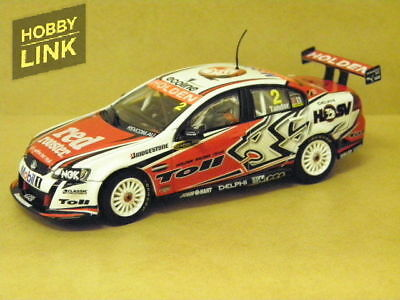 1:43 HOLDEN VE COMMODORE HRT (G.TANDER) 2010 #2 Carlectables 1002-7