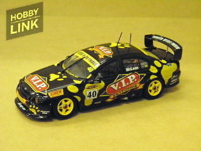 1:43 FORD AU FALCON V.I.P. PETFOODS (C.McLEAN) 2002 #40 Carlectables 2040