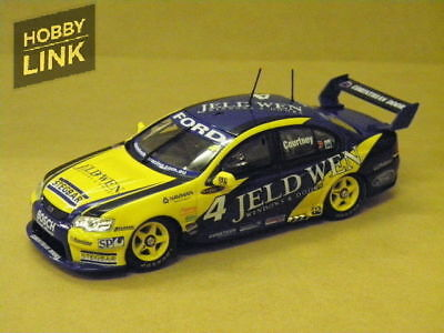 1:43 FORD BF FALCON STONE BROTHERS RACING (J.COURTNEY) 2007 #4 Carlectables 204-
