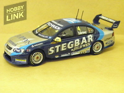 1:43 FORD BF FALCON STONE BROTHERS RACING (J.COURTNEY) 2008 #4 Carlectables 204-