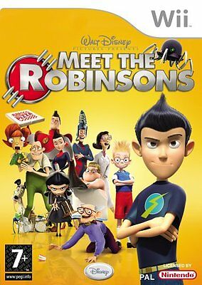 Meet the Robinsons Nintendo Wii PAL Brand New