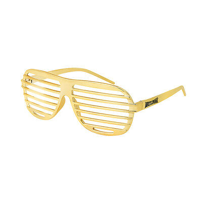 "Wwe Sasha Banks ""legit Boss"" Gold Wm Shades Limited Edition Official New Rare"
