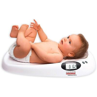 Soehnle Professional 8310 Baby Scale White With Memory Function GENUINE NEW