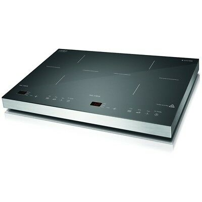 Caso S-Line 3500 Mobile  Double Induction Hob With Sensor Touch Panel GENUINE NE