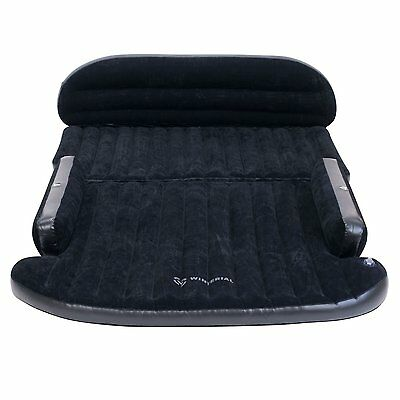 Heavy duty SUV Backseat Car Inflatable Travel Matress for Camping Highly Durable