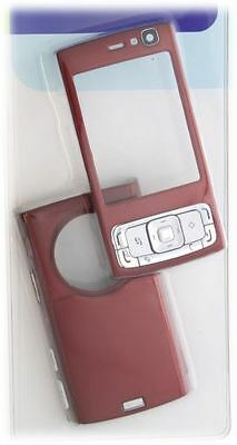 New!! Red Housing / Fascia / Cover / Case for Nokia N95
