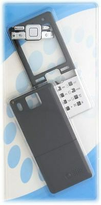New!! Black Housing / Fascia / Cover / Case for Sony Ericsson T650 / T650i
