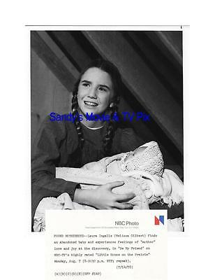 MELISSA GILBERT Terrific TV Photo LITTLE HOUSE ON THE PRAIRIE
