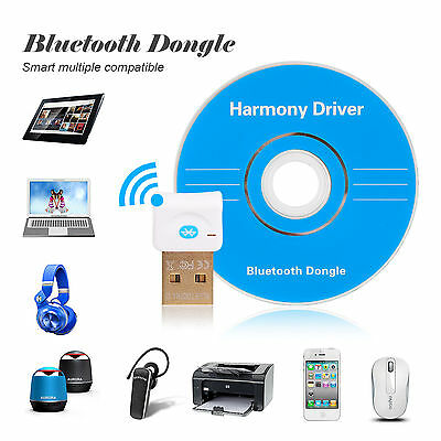 Mini Dual Mode Bluetooth CSR V4.0 USB Dongle Wireless Adapter for Windows 8/7/XP