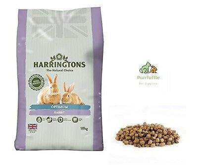 Harringtons Optimum Rabbit Food Apple & Grape Nuggets 2Kg 10Kg / 20Kg / 30Kg