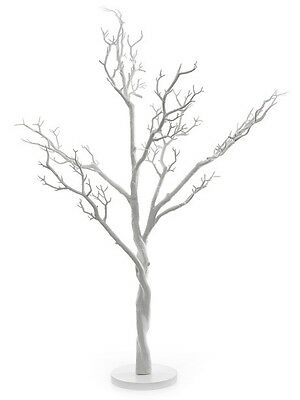 2 x120CM WHITE  MANZANITA WEDDING WISH TREE , GREAT  QUALITY