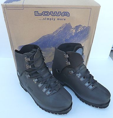 Lowa Civetta Extreme Cold Mountain, Hiking, Snowshoe, Climb  Boots Sz  9.5