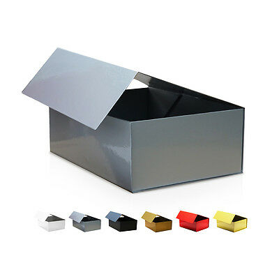 Luxurious Magnetic Gift Box for Birthdays, Xmas, Weddings or Corporate Gifts