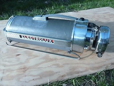 Antique Electrolux Vacuum Cleaner Model XXX Vacuum Cleaner With Attachments