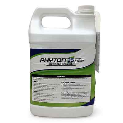 PHYTON 35 BACTERICIDE & FUNGICIDE 8oz. Bottle