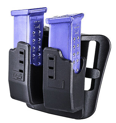 DMP CAA Tactical Double Magazine Carriers For Glock 9mm & .40 cal