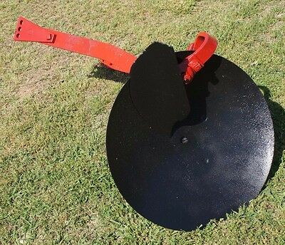 IH International Harvester McCormick Farmall CUB-152 Belly Mount Disc Plow Disk