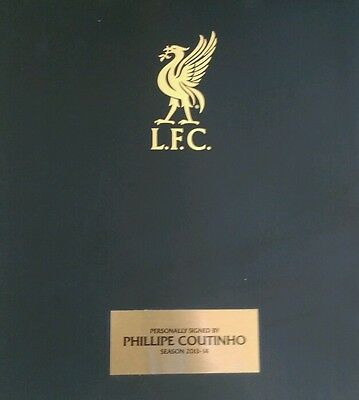 Liverpool signed Philippe Coutinho Jersey