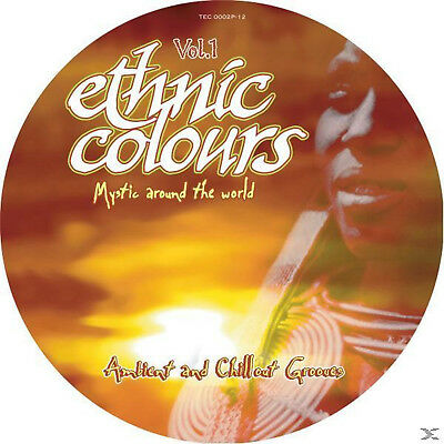Ethnic Colours - Mystic Around The World [Vinyl]