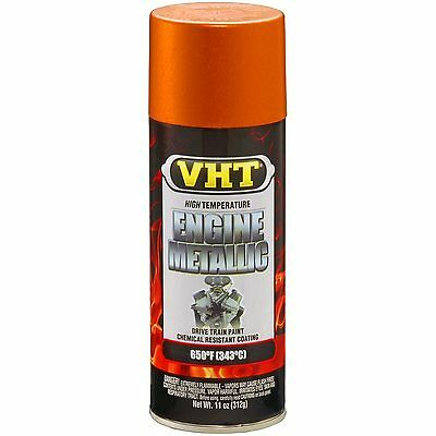 Duplicolor SP402 VHT Burnt Copper Motor Engine Metallic Spray Paint Aerosol