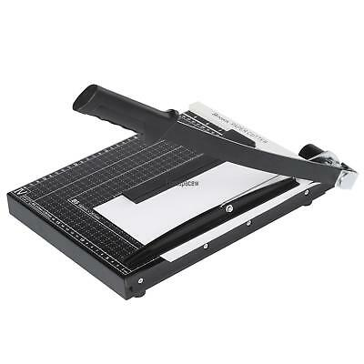 "18"" Paper Cutter Trimmer Craft Scrap Booking Desktop Sheet Office Adjustable US~"