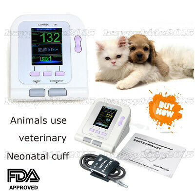 VET Digital Blood Pressure Monitor,Veterinary/Animal NIBP+PC Software,FDA CE